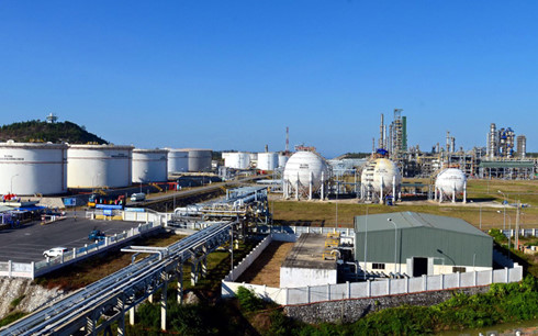 Lọc hóa dầu Bình Sơn khai thác thêm 1 triệu tấn sản phẩm